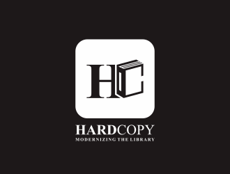 HardCopy logo design