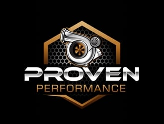 Proven Performance logo design