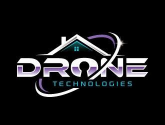 Drone Technologies logo design