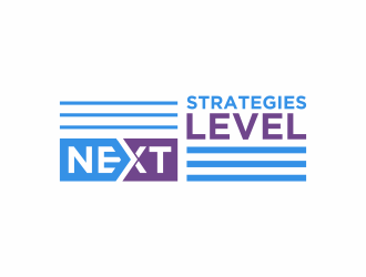 Next Level Strategies logo design