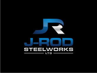 J-Rod Steelworks  logo design