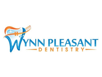 Wynn Pleasant Dentistry logo design