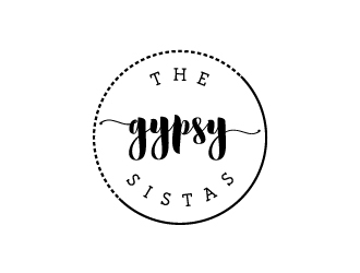 the gypsy sistas logo design