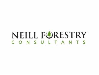 Neill Forestry Consultants logo design
