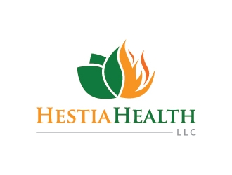 Hestia Health LLC logo design