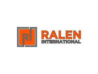 Ralen International LLC logo design
