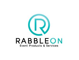 Rabble On logo design