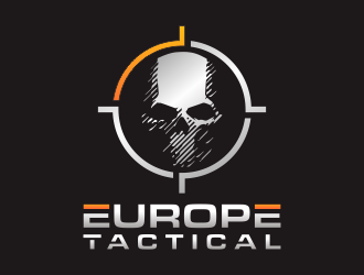 europe tactical logo design