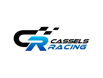 Cassels Racing logo design