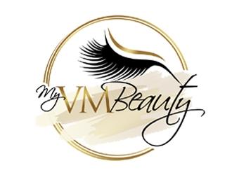MYVMBEAUTY logo design