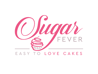 Sugar Fever  logo design