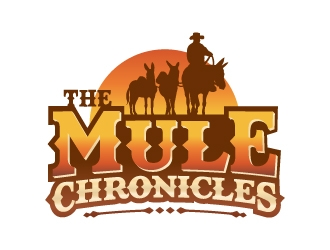The Mule Chronicles logo design