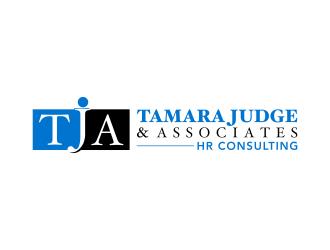 Tamara Judge & Associates logo design