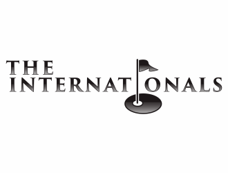 The Internationals logo design