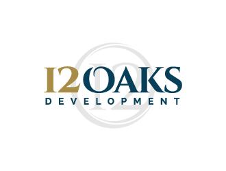 12 Oaks Development logo design