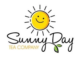 Sunny Day Tea Company Logo Design
