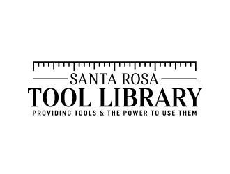 Santa Rosa Tool Library logo design