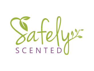 Safely Scented logo design