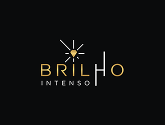 BRILHO INTENSO logo design