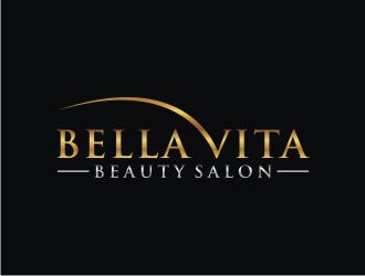 Bella Vita Beauty Salon logo design