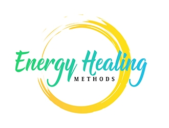 Energy Healing Methods logo design
