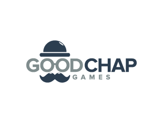 Good Chap Games logo design