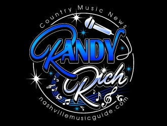 Randy Rich  logo design