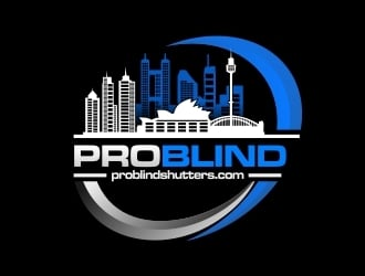 Problind logo design
