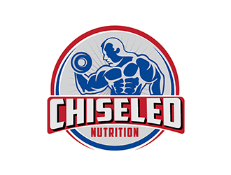 Chiseled Nutrition logo design