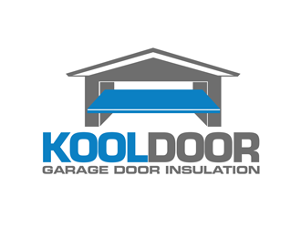 Kooldoor logo design