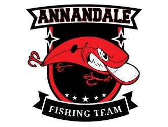 Annandale Fishing Team Logo Design 48hourslogo Com
