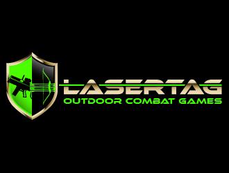 lasertag outdoor combat games logo design 48hourslogo com rh 48hourslogo com laser tag logo images laser tag los angeles county