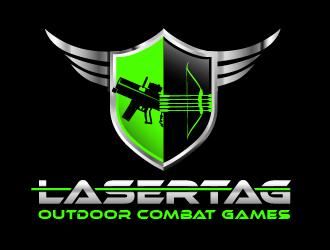 lasertag outdoor combat games logo design 48hourslogo com rh 48hourslogo com laser tag los angeles laser tag logan utah