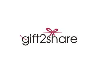 gift2share logo design by R-art
