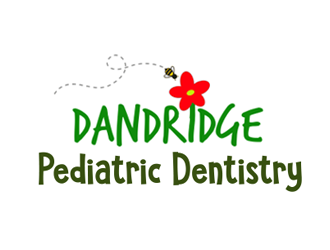 Dandridge Pediatric Dentistry logo design
