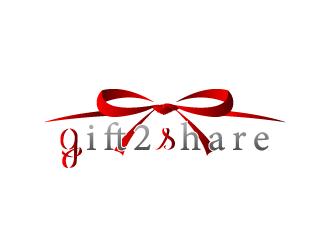gift2share logo design by torresace