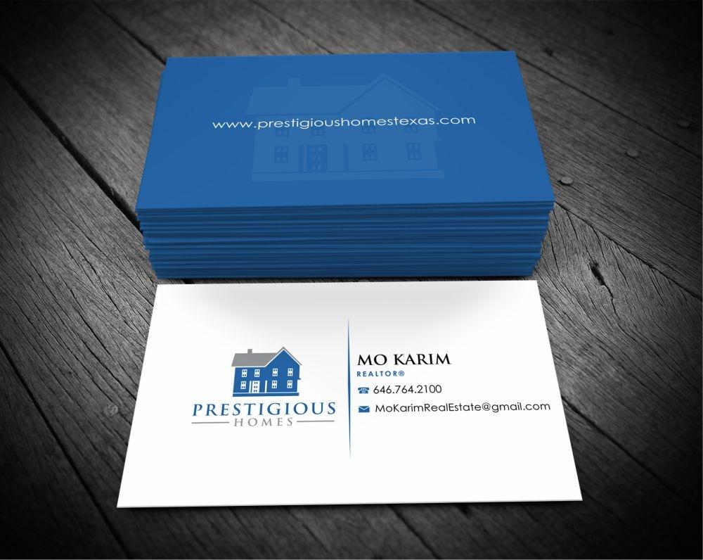 Prestigious Homes logo design