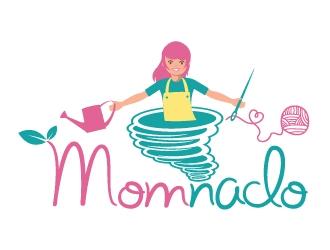 Momnado logo design