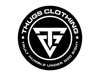 Thugs Clothing logo design