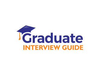 Graduate Interview Guide logo design
