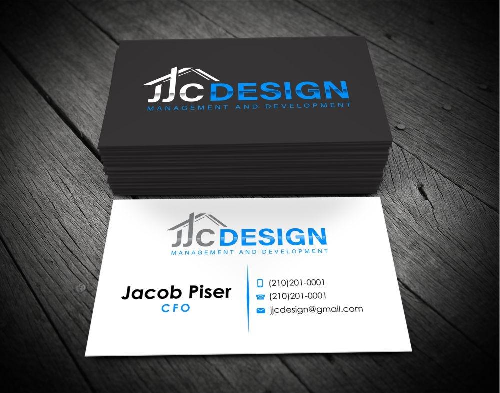 JJC Design  logo design