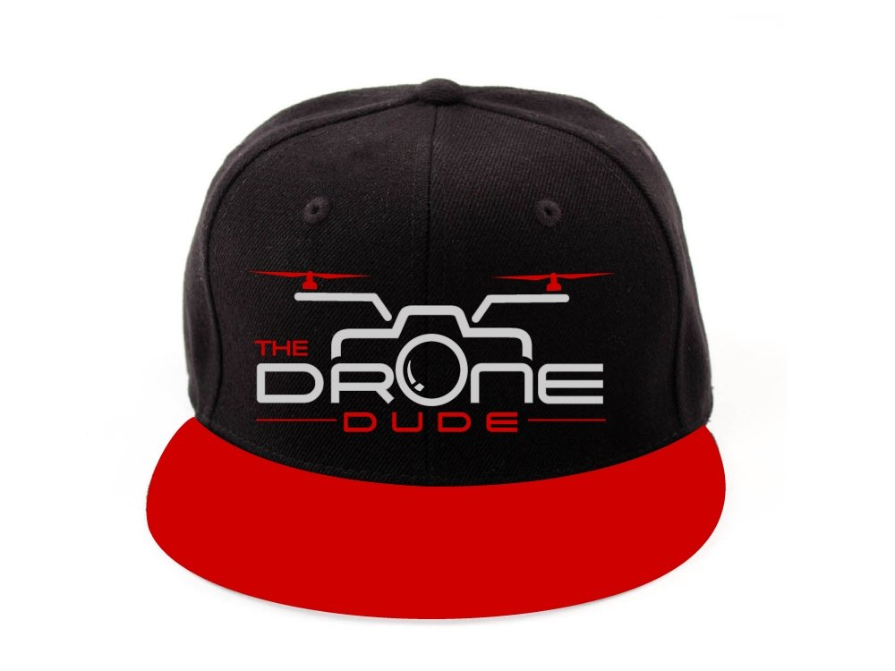 The Drone Dude brand identity winner