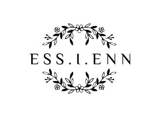E S S . I . E N N  logo design