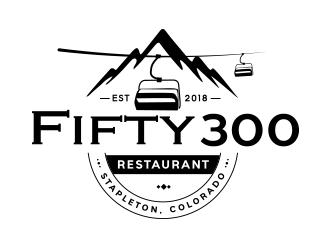 5300 logo design