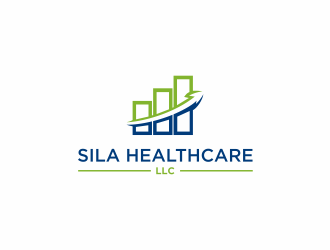Sila Healthcare, LLC logo design