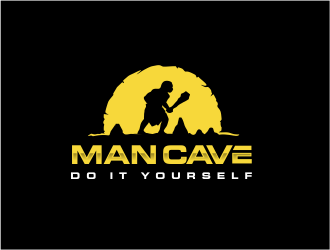 Man cave do it yourself logo design 48hourslogo man cave do it yourself logo design concepts 19 solutioingenieria Images
