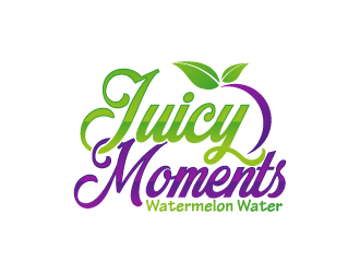 Juicy Moments logo design