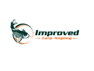 Improved Carp Angling logo design