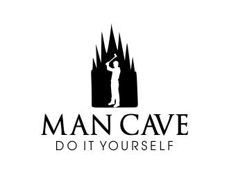 Man cave do it yourself logo design 48hourslogo man cave do it yourself logo design concepts 30 solutioingenieria Choice Image