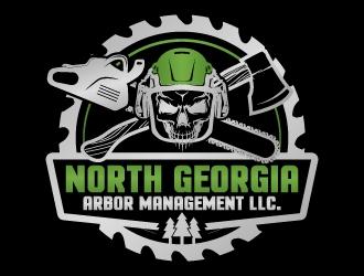 North Georgia Arbor Management LLC. logo design winner